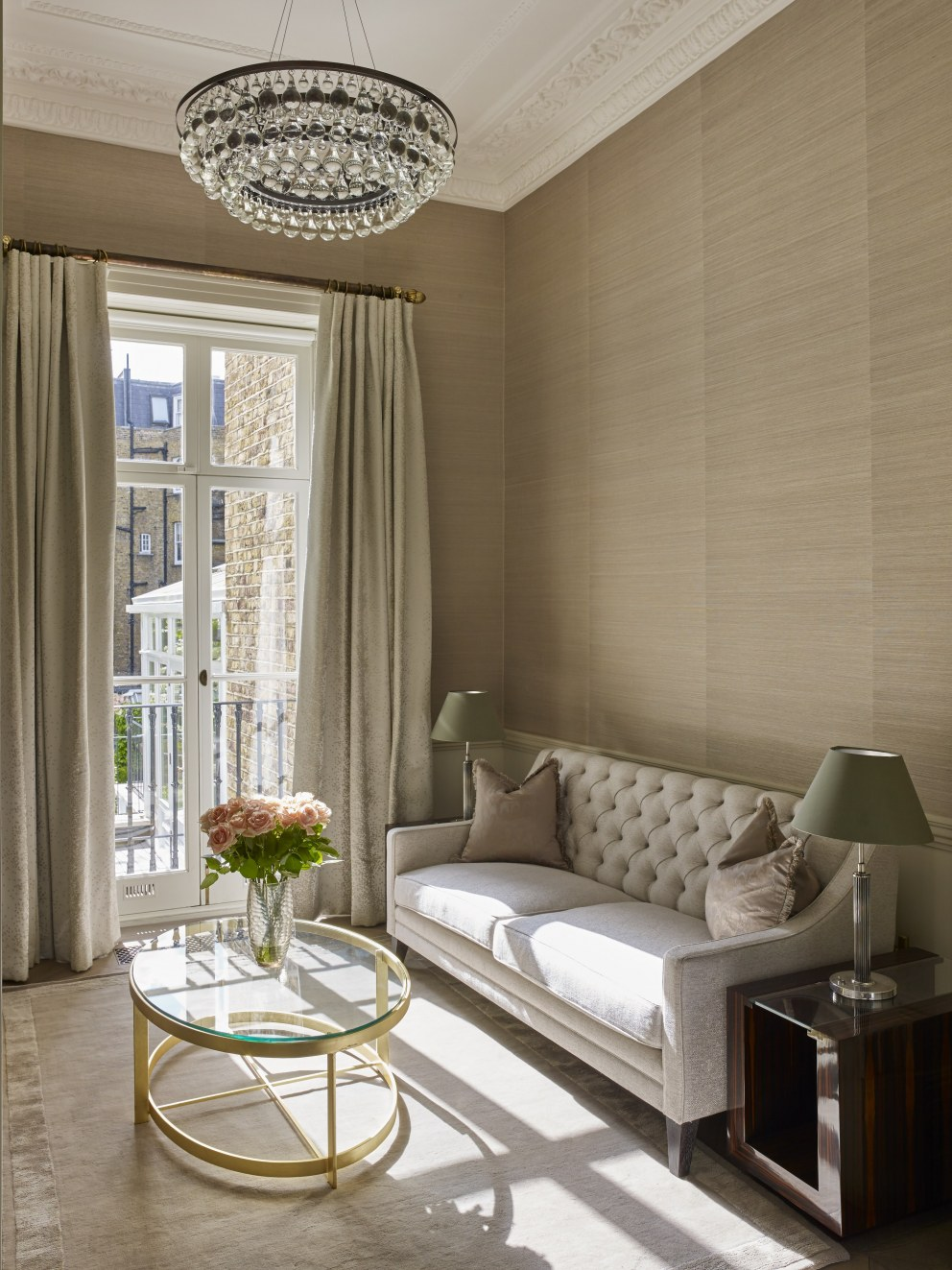 Town House in Knightsbridge | room | Interior Designers