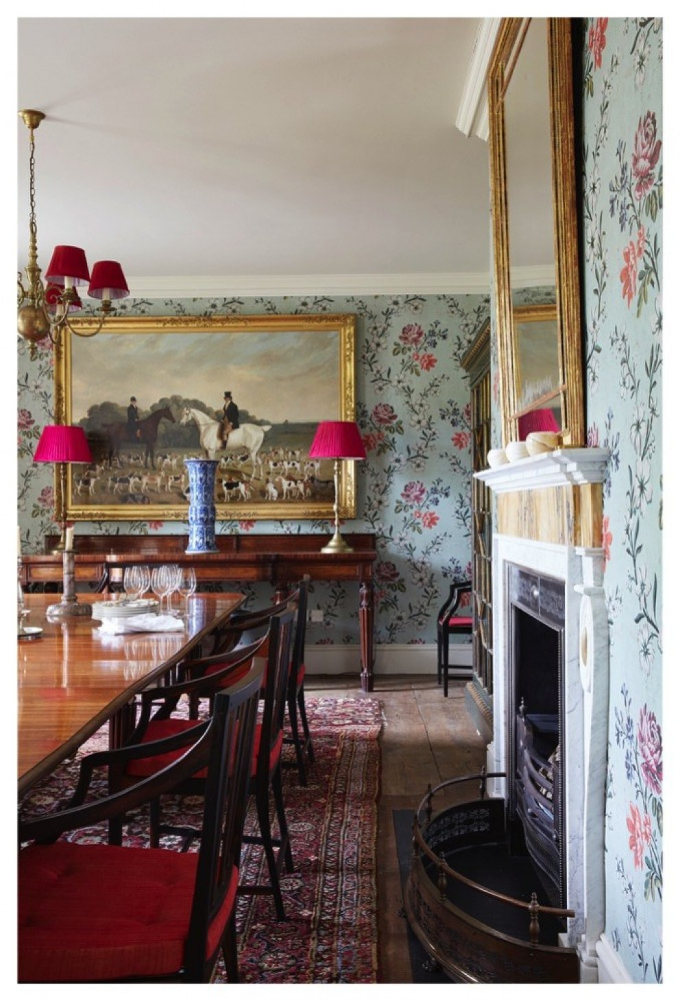 Country Classic | Dining Room  | Interior Designers
