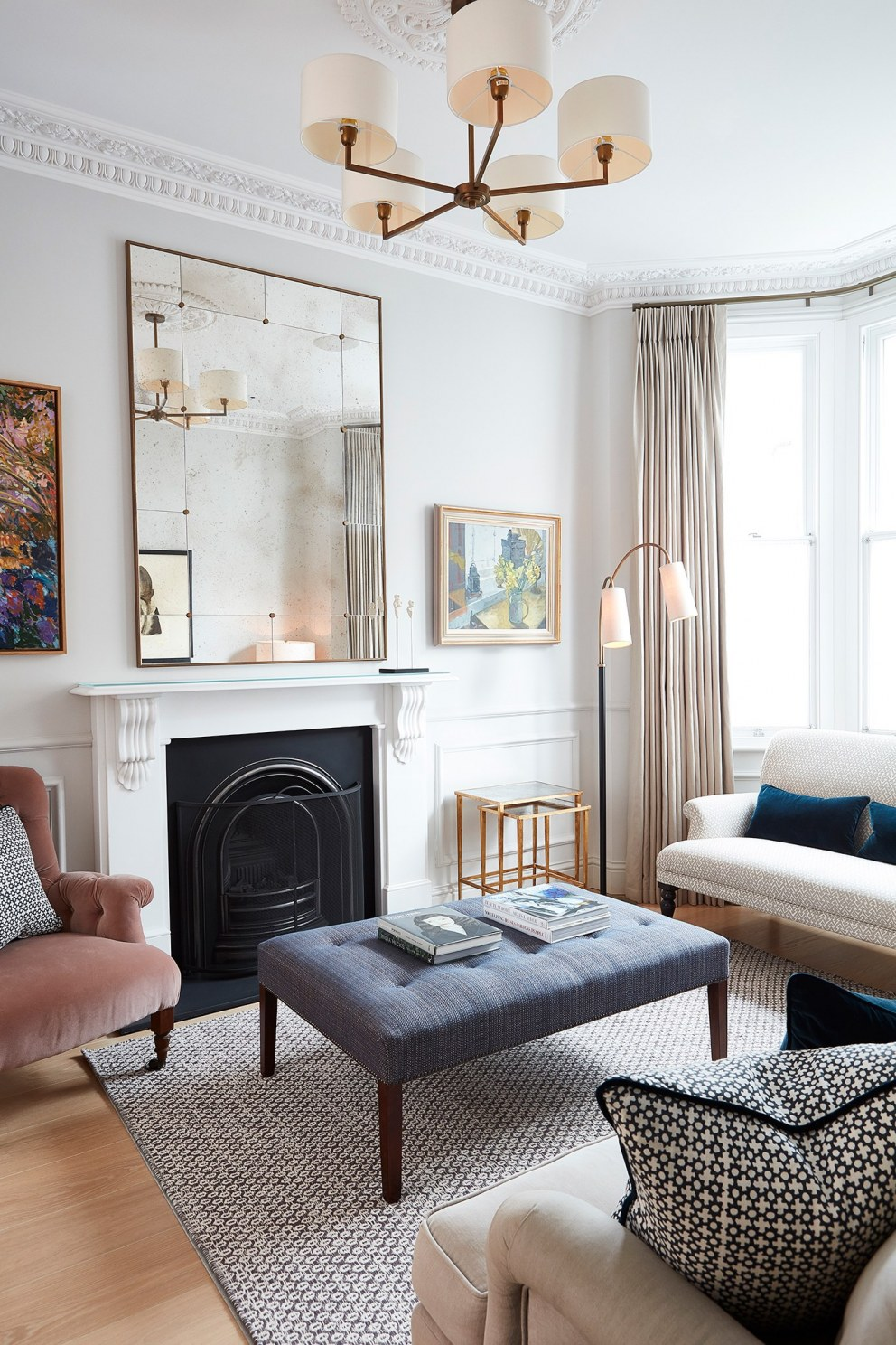 Parsons Green  | Living Room  | Interior Designers