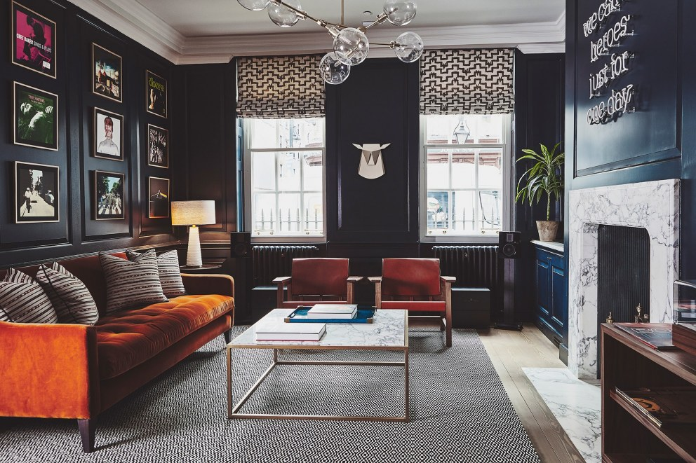 Soho  | Ground Floor Living  | Interior Designers