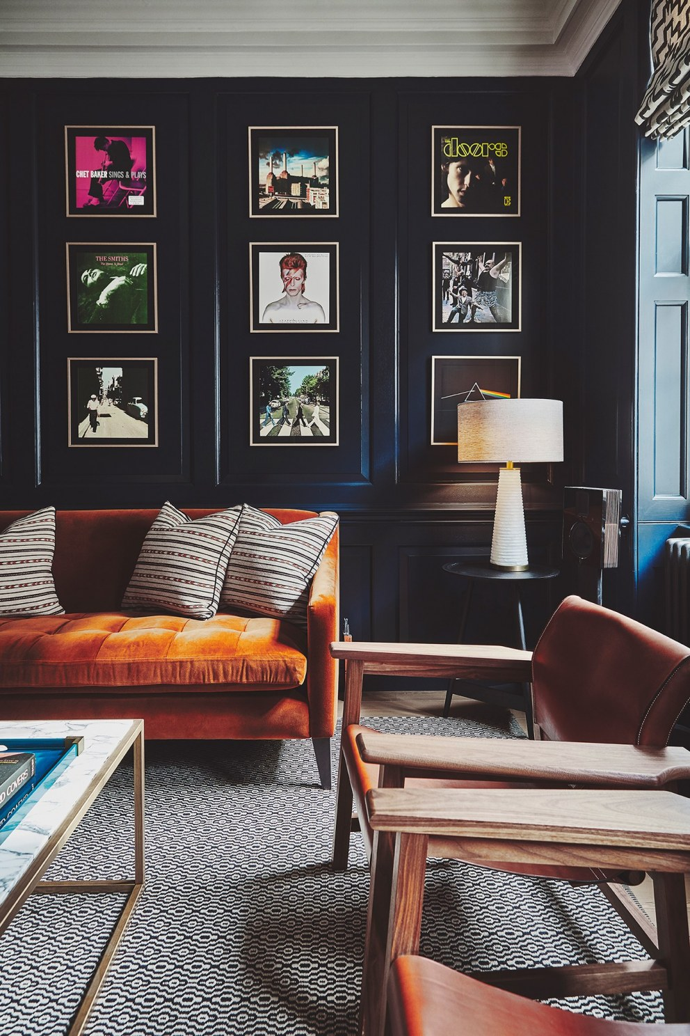 Soho  | Ground floor living 2  | Interior Designers