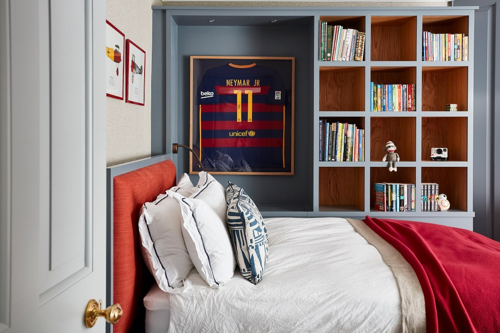 Soho  | Boys bedroom  | Interior Designers