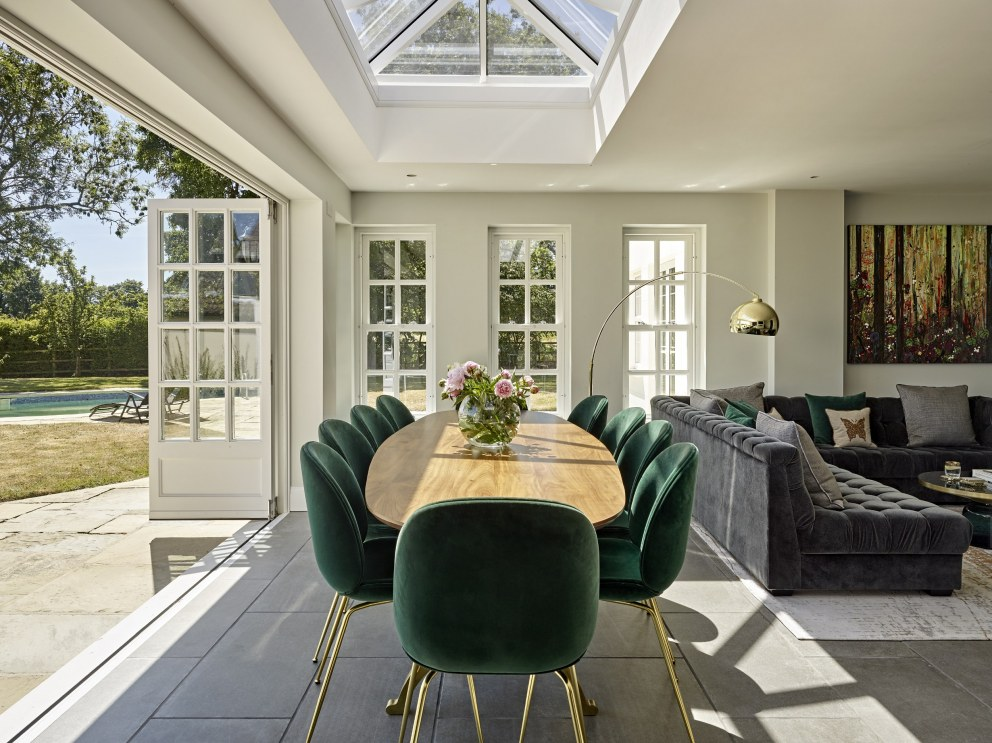 Family Home in Hertfordshire | Six Bedroom Family Home in Hertfordshire | Interior Designers