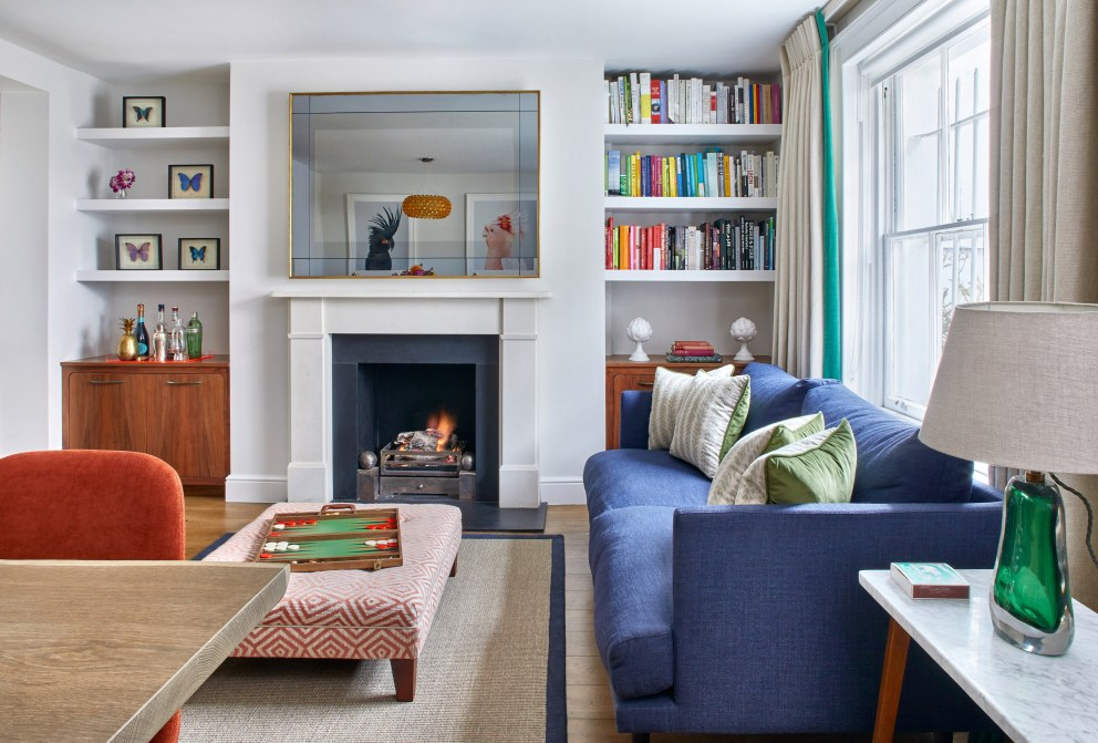 Gordon Place | Living room | Interior Designers