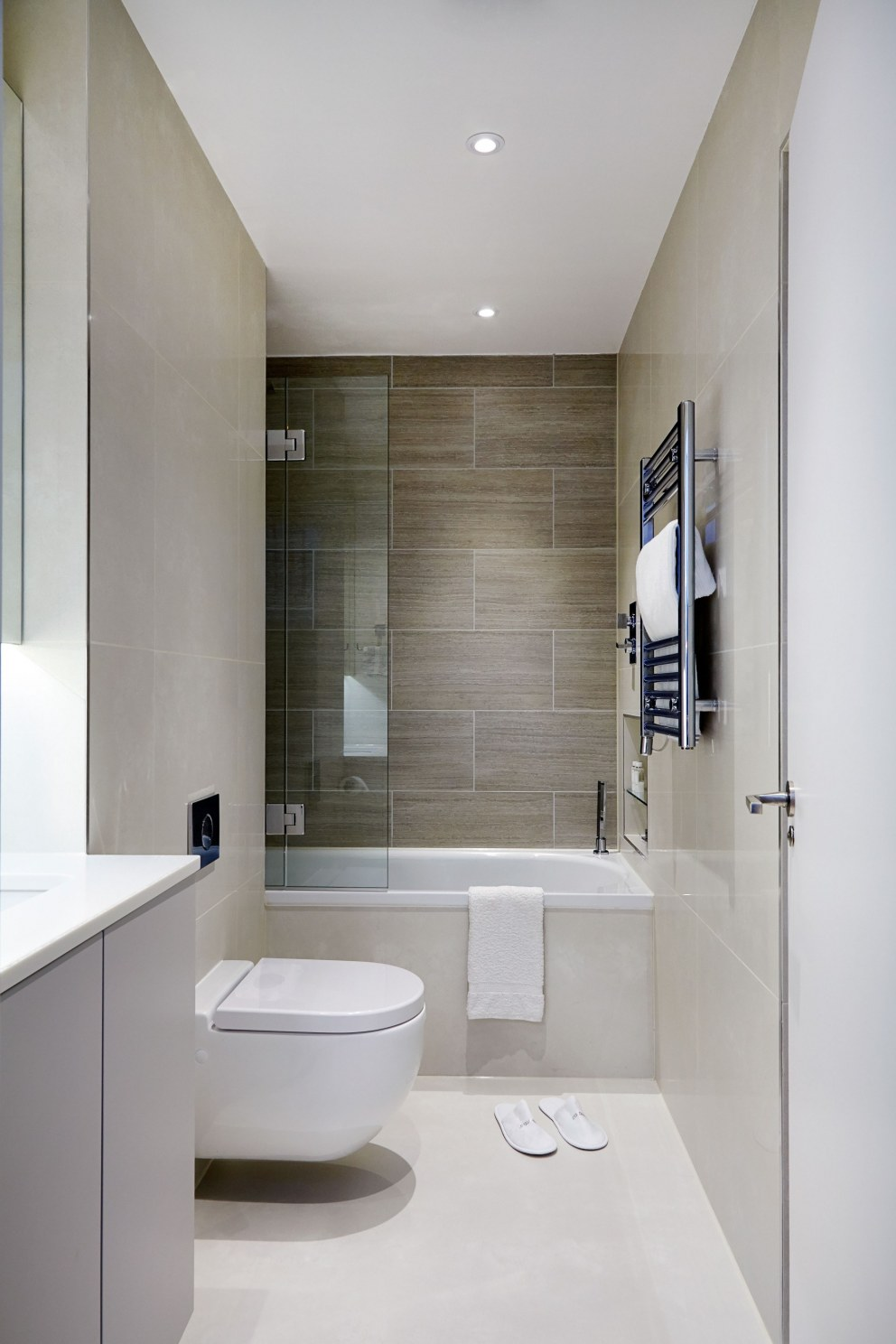 Contemporary St. John's Wood Townhouse | Bathroom | Interior Designers