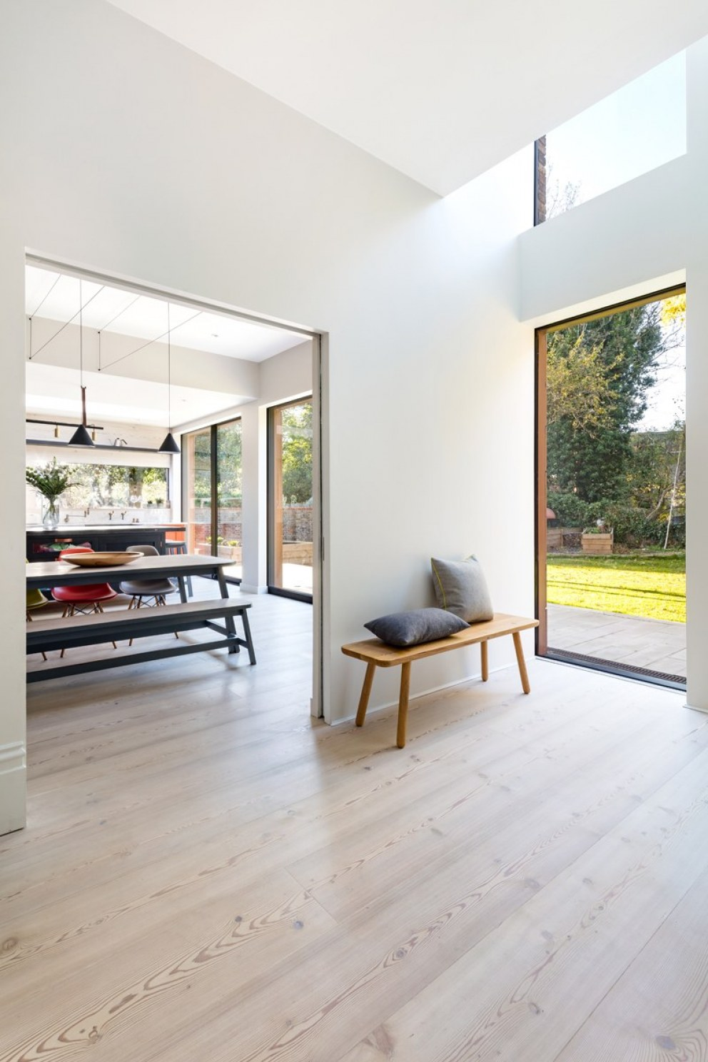 Architectural Details Large Home In South East London Interiordesigners Net