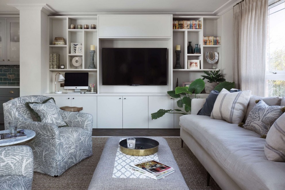 Hadley Wood | Family Living Area | Interior Designers