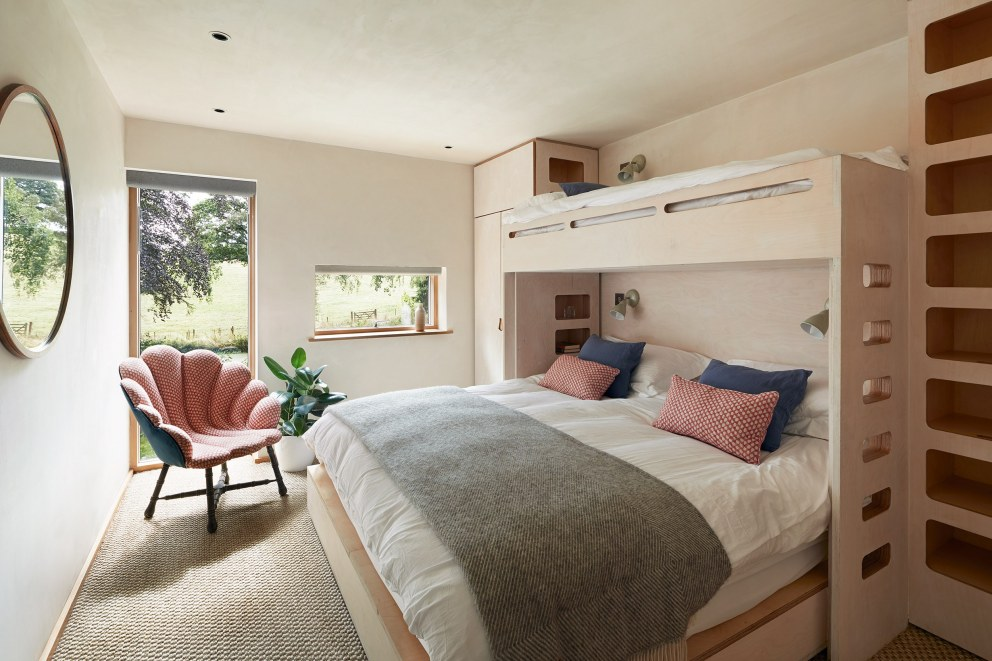 Tiverton holiday house | Guest room | Interior Designers