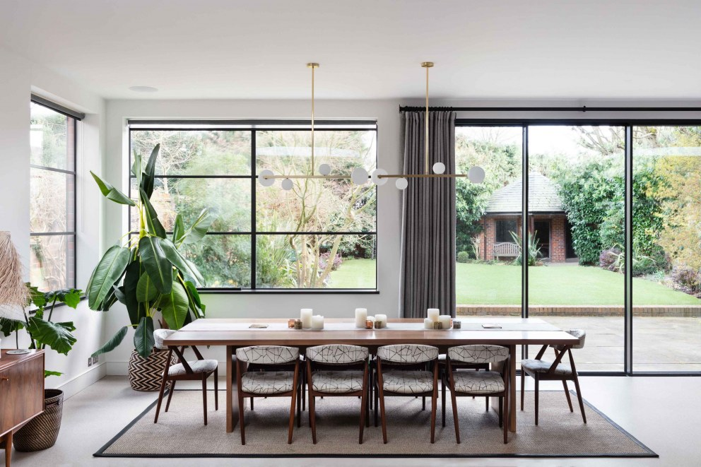 London Family Home | Dining Space | Interior Designers