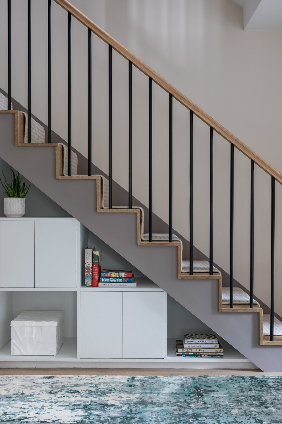 Altrincham Family Home | Bespoke staircase | Interior Designers