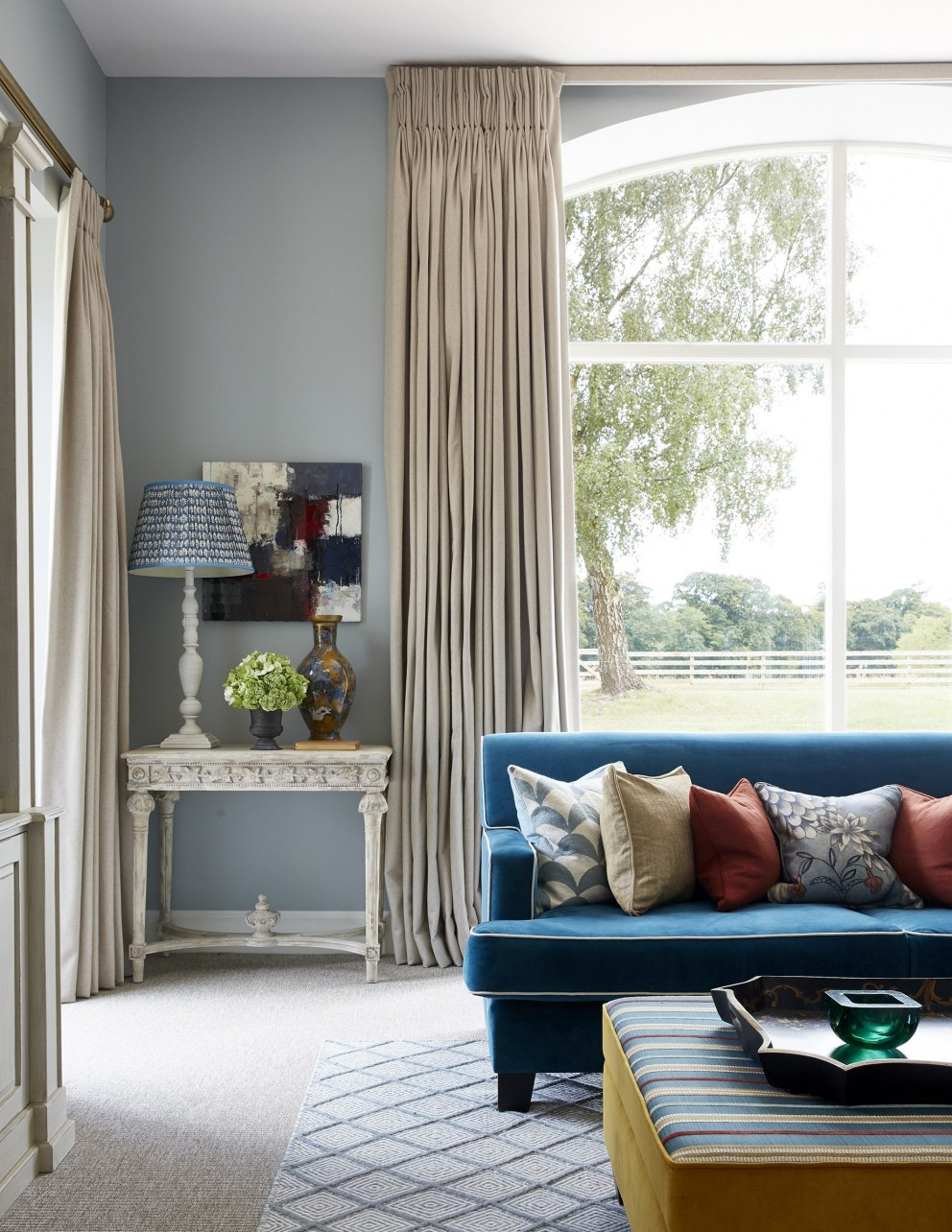 Scottish Holiday Cottages | Sitting Room | Interior Designers