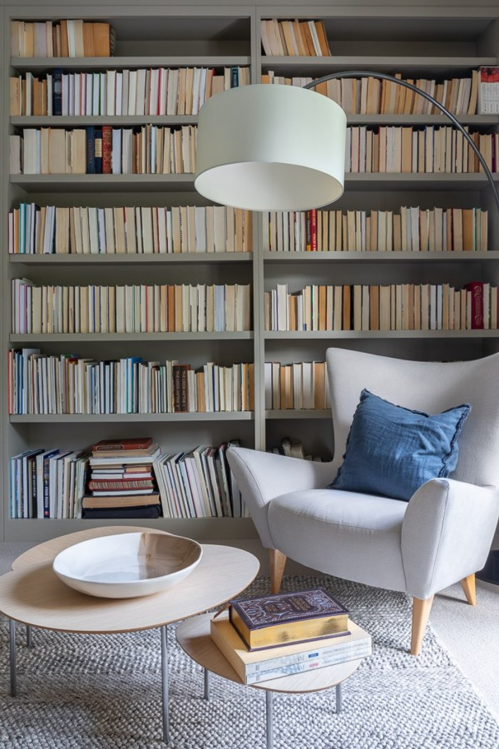 The Field House | Reading Nook | Interior Designers