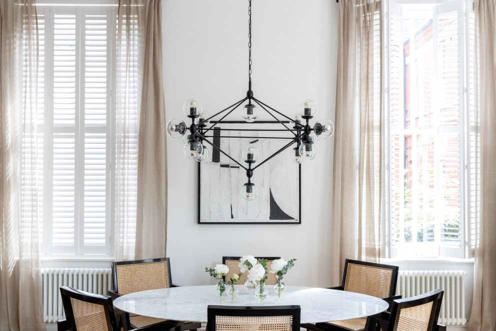 No.5 | Dining Space | Interior Designers