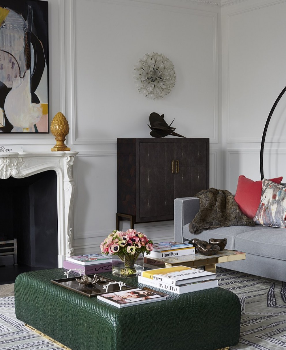 Vicarage Gate | 3 | Interior Designers