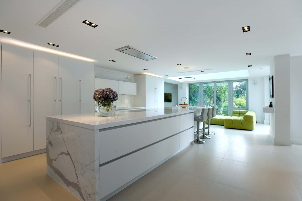 West Sussex Family Home | Kitchen | Interior Designers