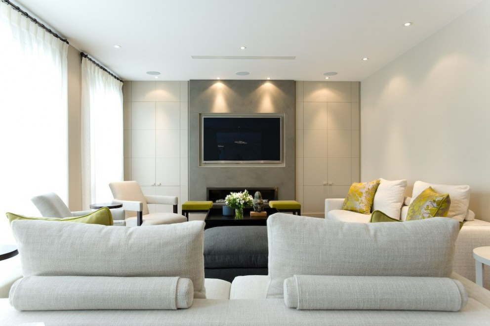 West Sussex Family Home | Lounge Room | Interior Designers