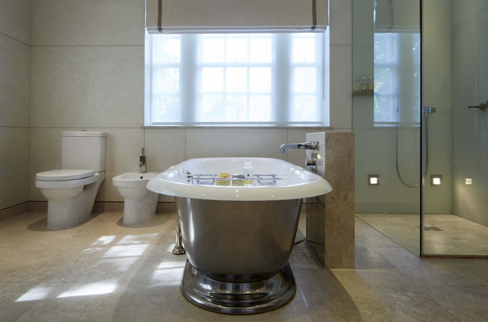 Sussex Family Home | Master Bathroom | Interior Designers