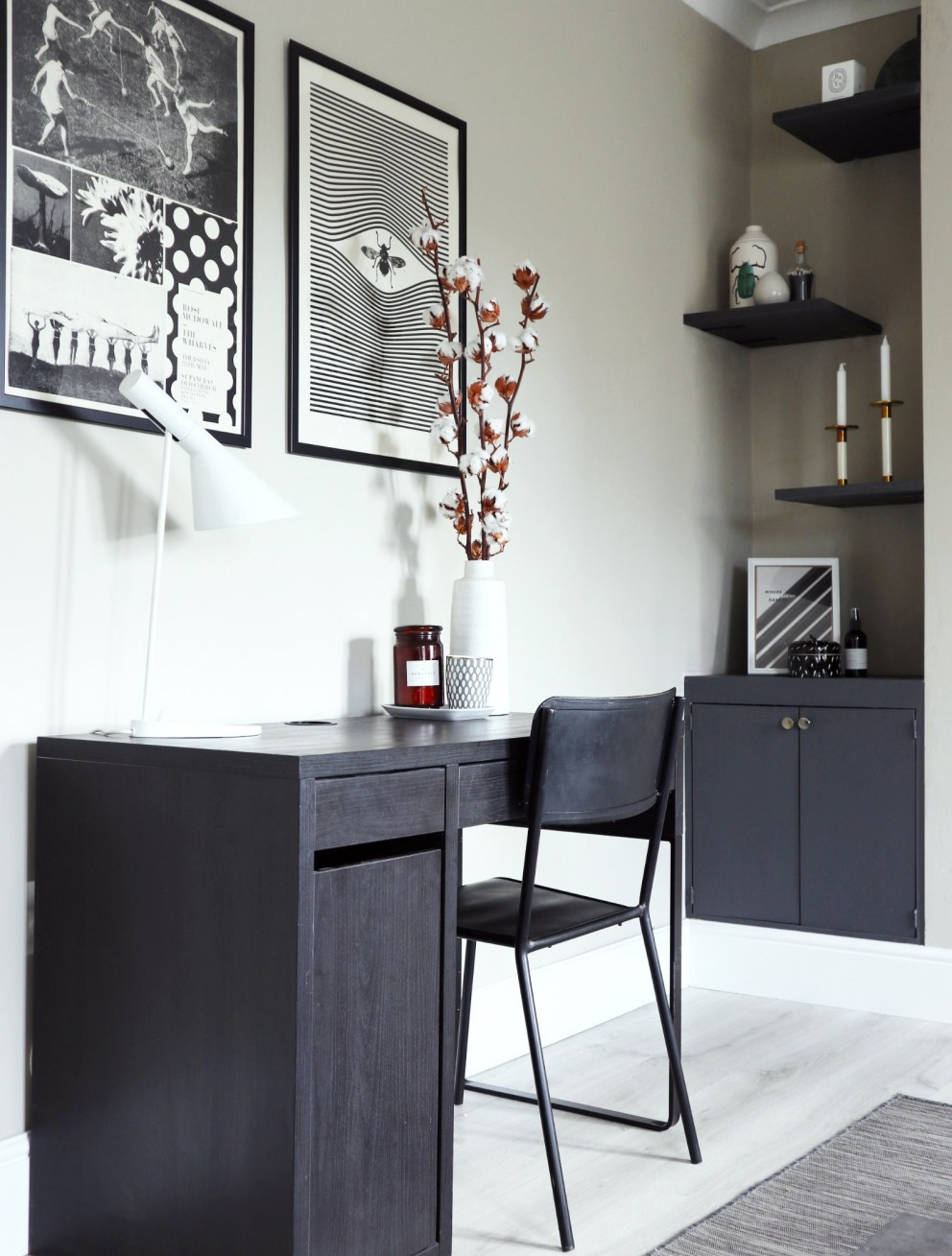Earlsfield Apartment | Study Area | Interior Designers