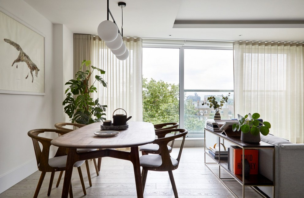 Benson House | Dining Space | Interior Designers