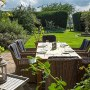 West Sussex Country Estate House | Outdoor Patio | Interior Designers