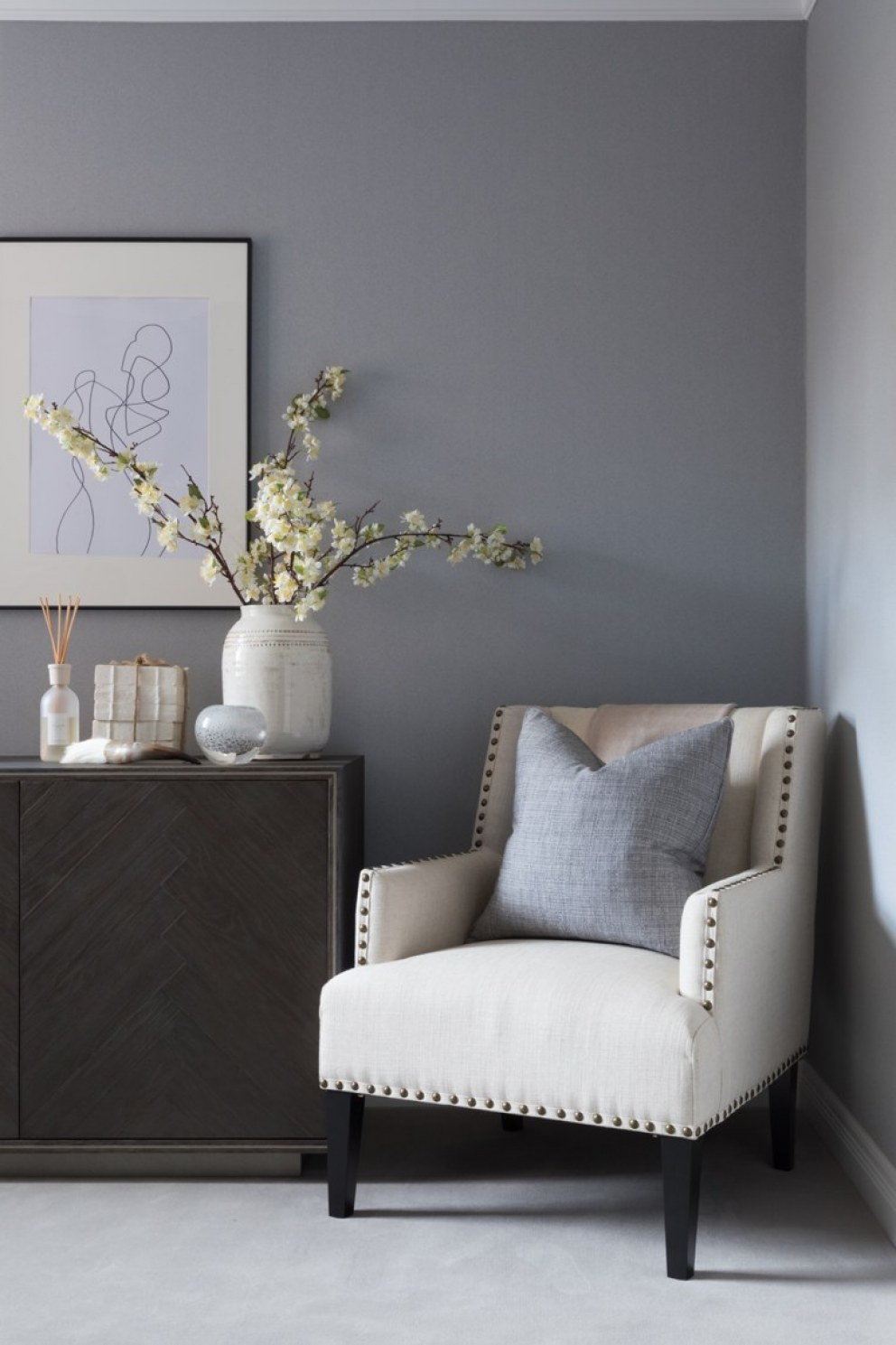 Richmond Chase  | Study Chair | Interior Designers