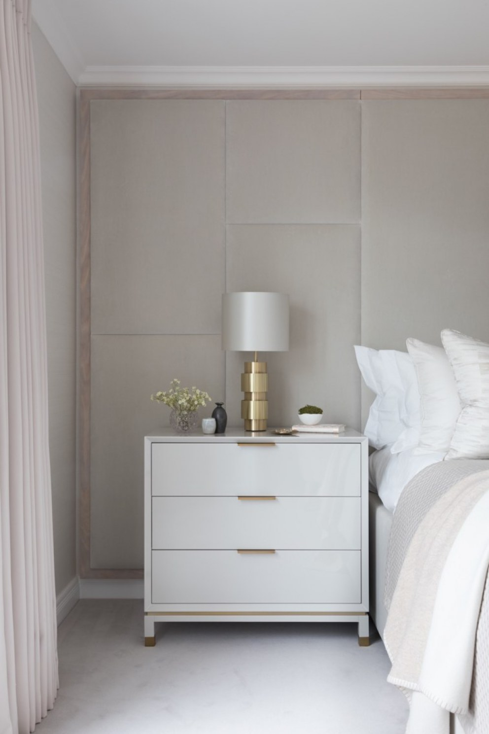 Richmond Chase  | Master Bedsides | Interior Designers