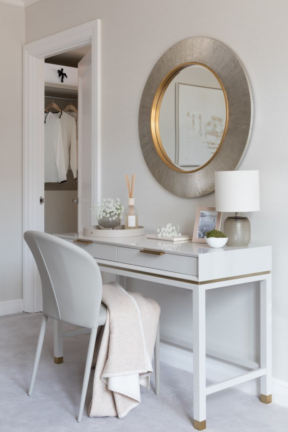 Richmond Chase  | Master Dressing | Interior Designers
