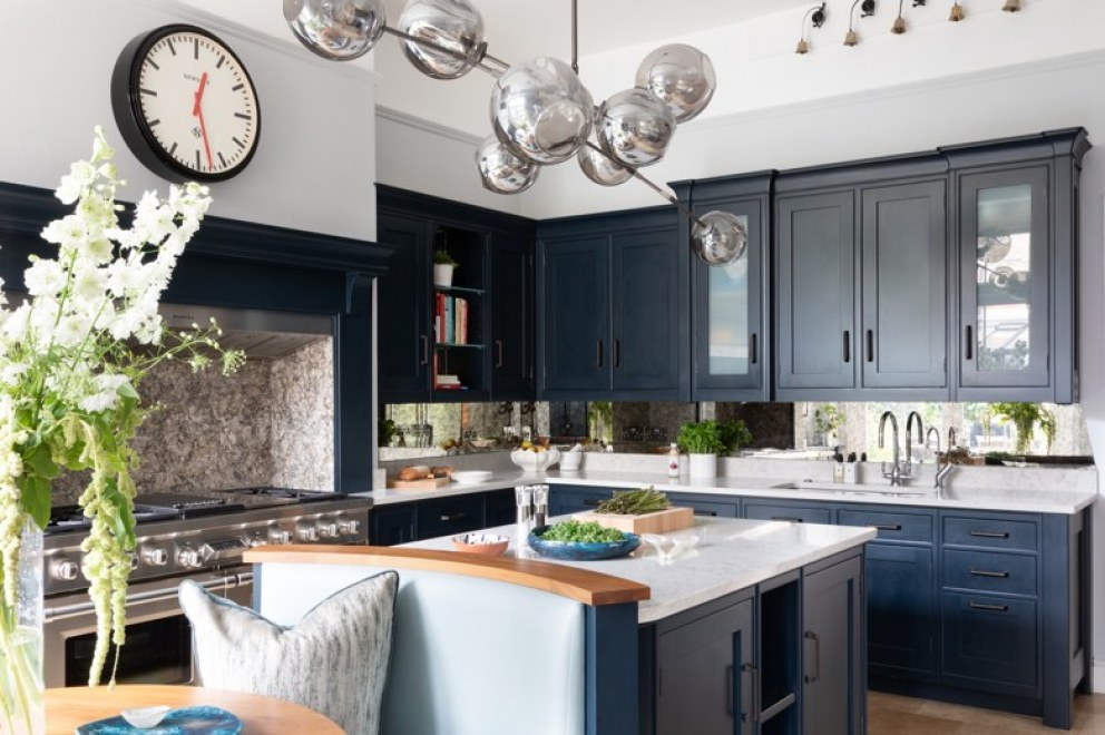 Lincolnshire Townhouse  | Kitchen landscape | Interior Designers