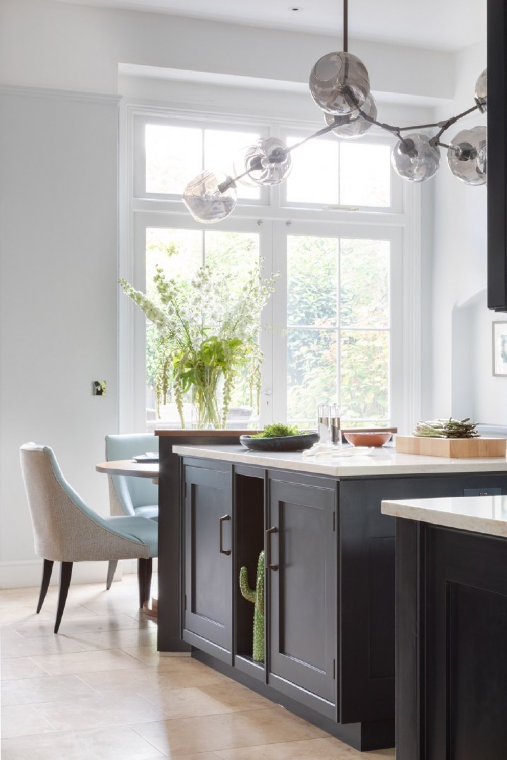 Lincolnshire Townhouse  | Kitchen view | Interior Designers