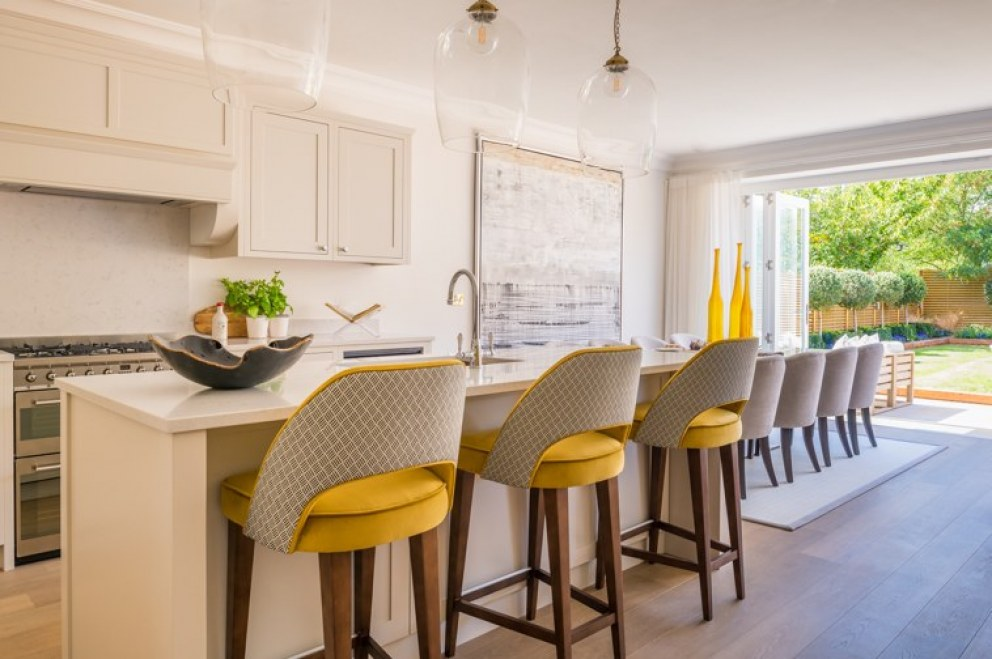 The Villas, Barnes | Kitchen | Interior Designers
