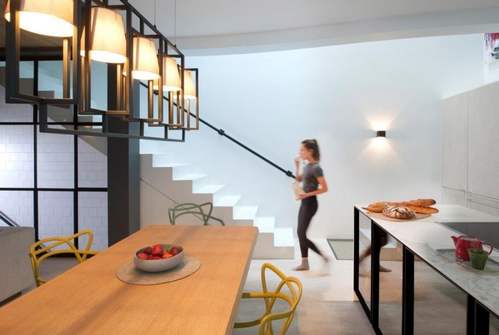 Paris Mews | Kitchen | Interior Designers