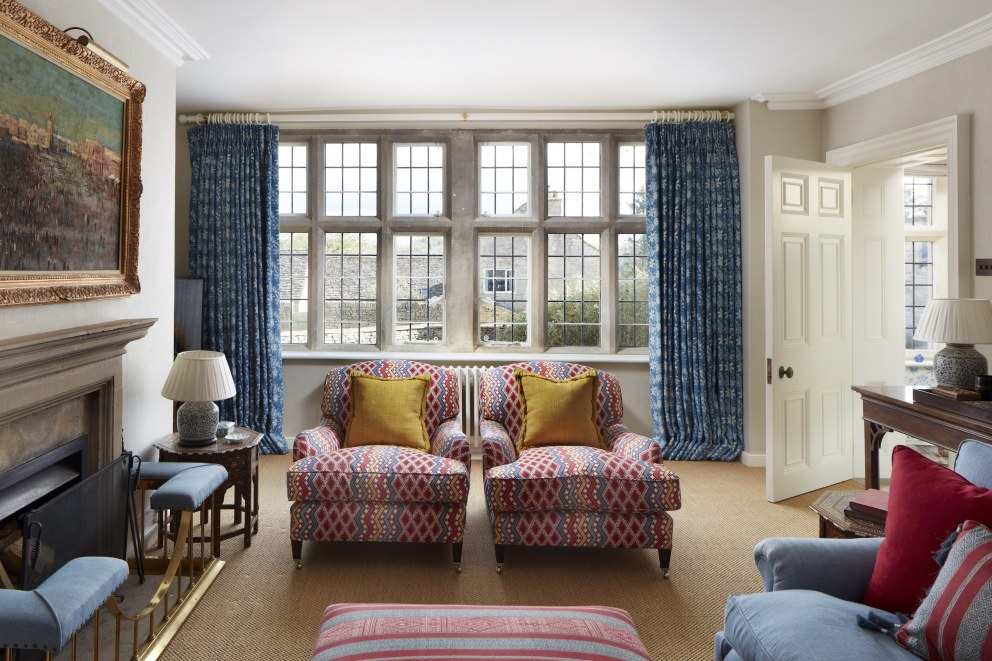 Gloucestershire House | Sitting Room | Interior Designers