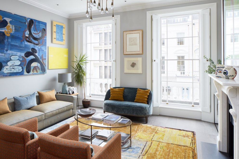 Belgravia Townhouse | Drawing Room | Interior Designers