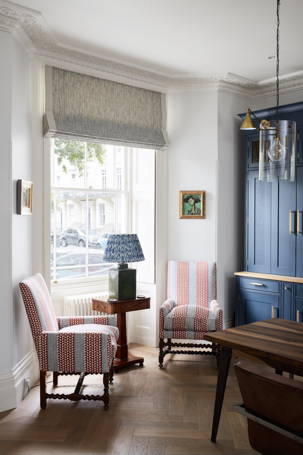 Holland Park House | Dining Room | Interior Designers