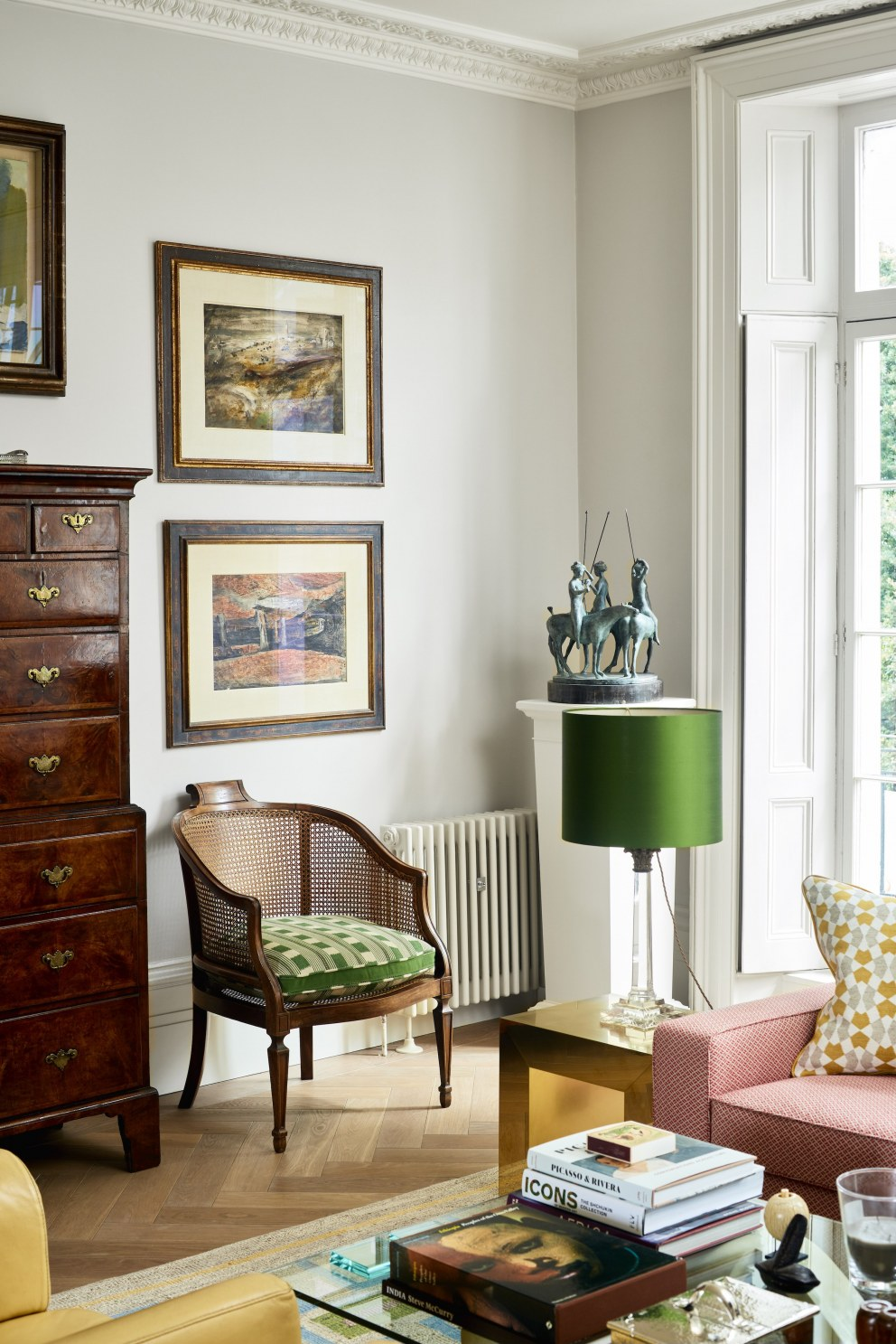 Holland Park House | Drawing Room | Interior Designers
