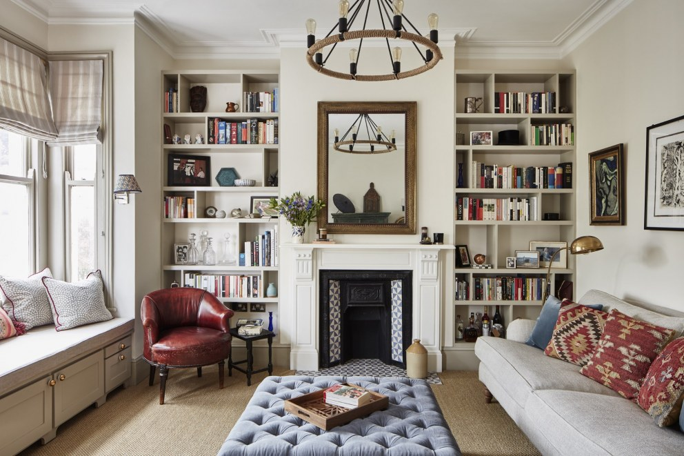 South London Apartment  | Living Room | Interior Designers