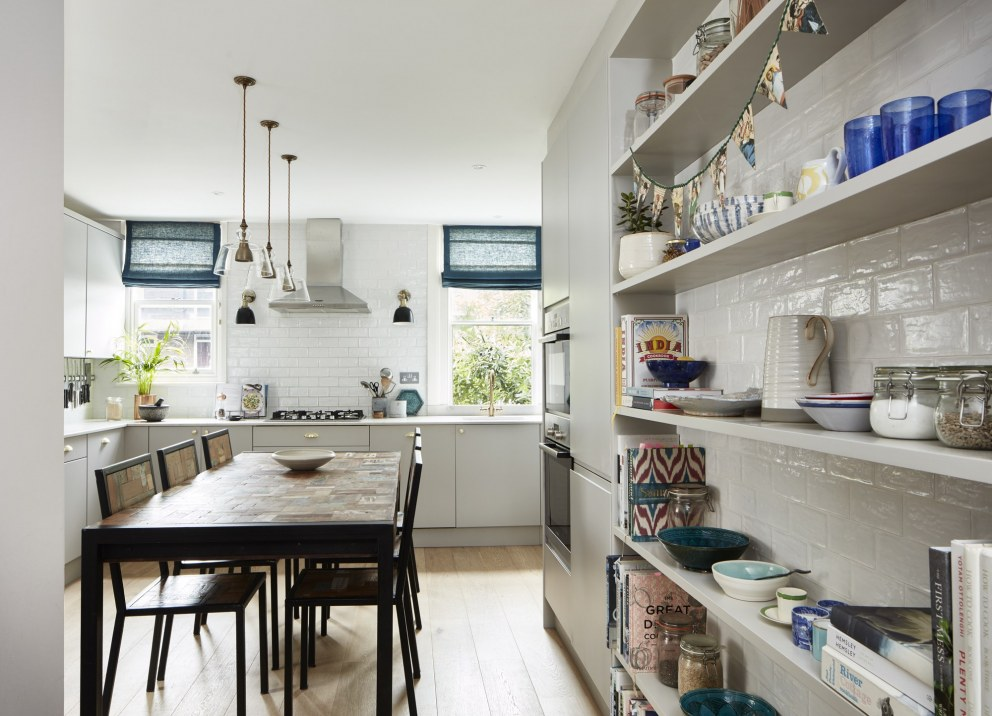 South London Apartment  | Kitchen  | Interior Designers