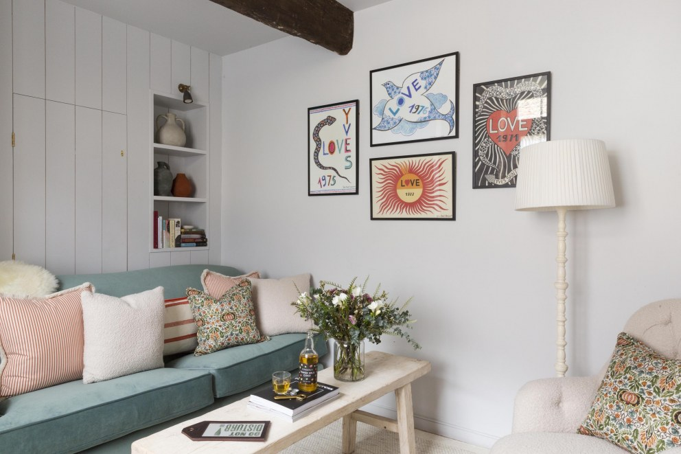The Cottages, Number One Bruton | Living area | Interior Designers