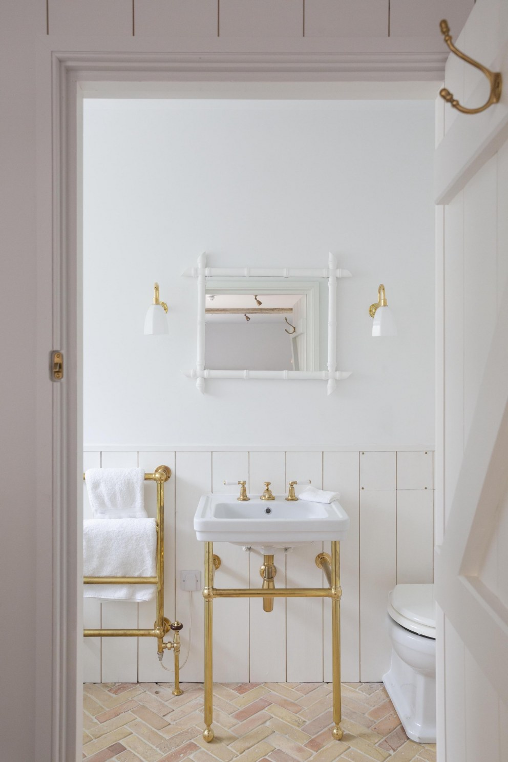 The Cottages, Number One Bruton | Bathing | Interior Designers