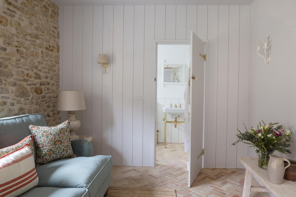 The Cottages, Number One Bruton | Through | Interior Designers