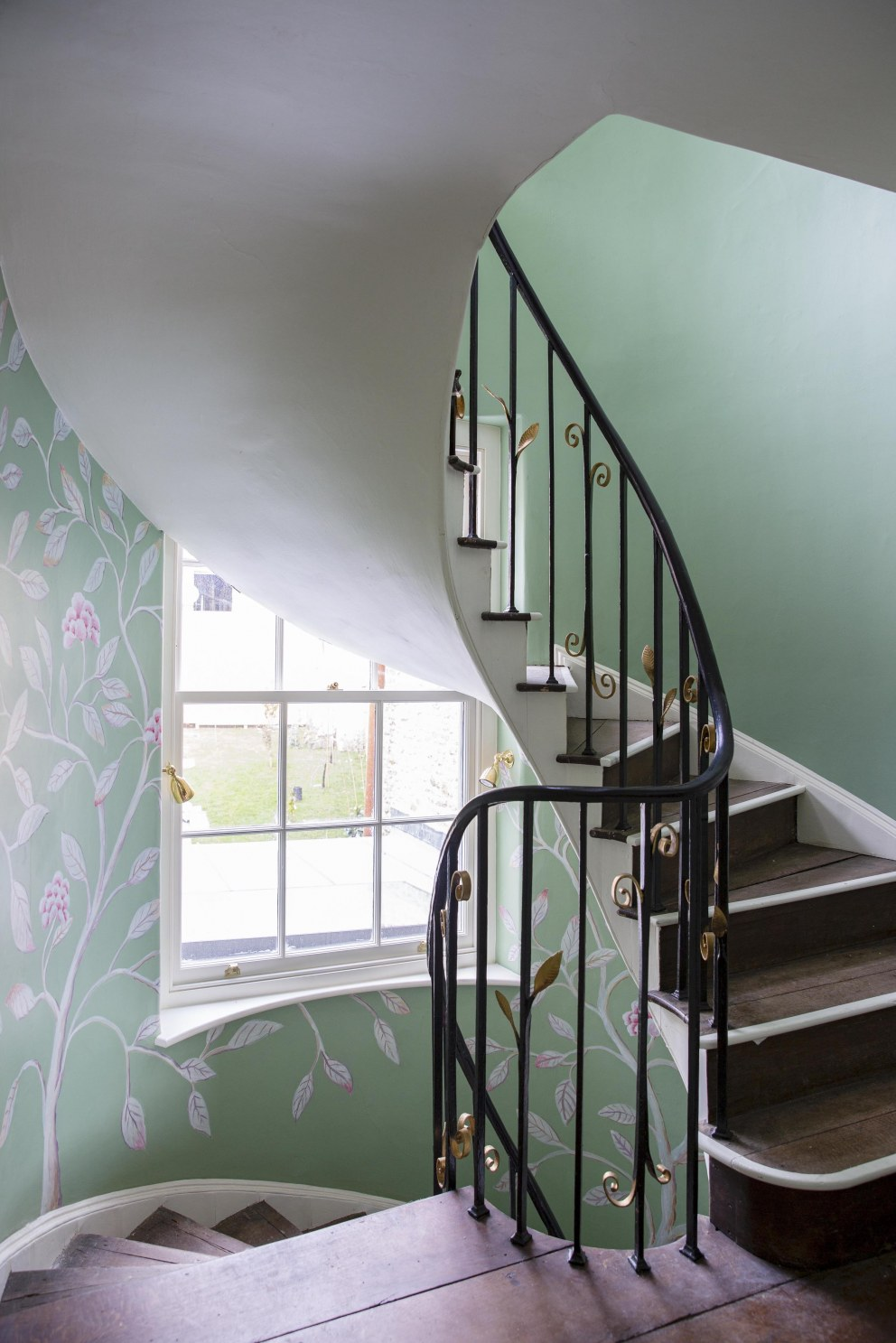 Number One Bruton | Staircase | Interior Designers