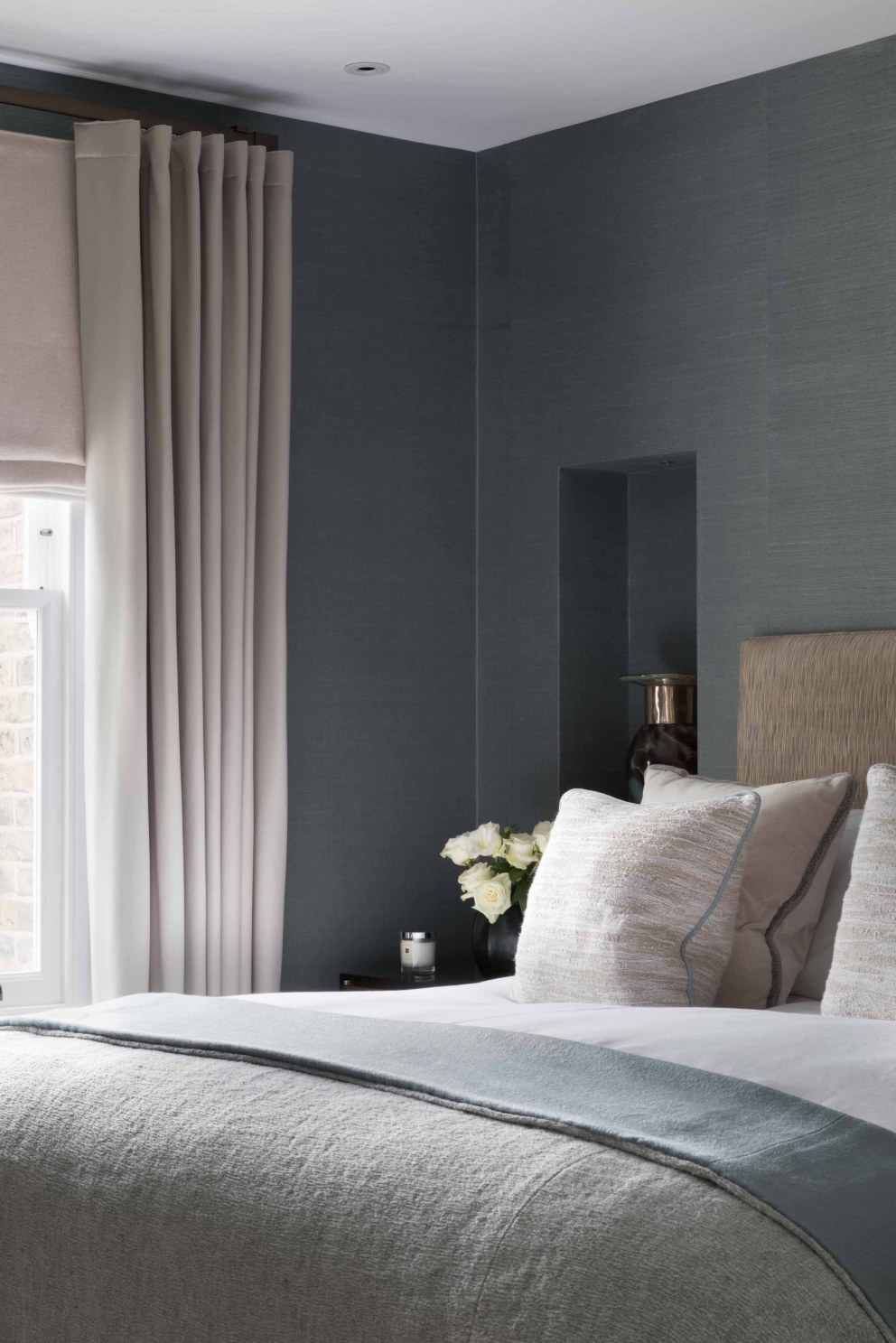 Hampstead III | Master bedroom | Interior Designers
