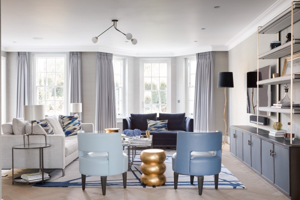 Hampstead I | Living room | Interior Designers