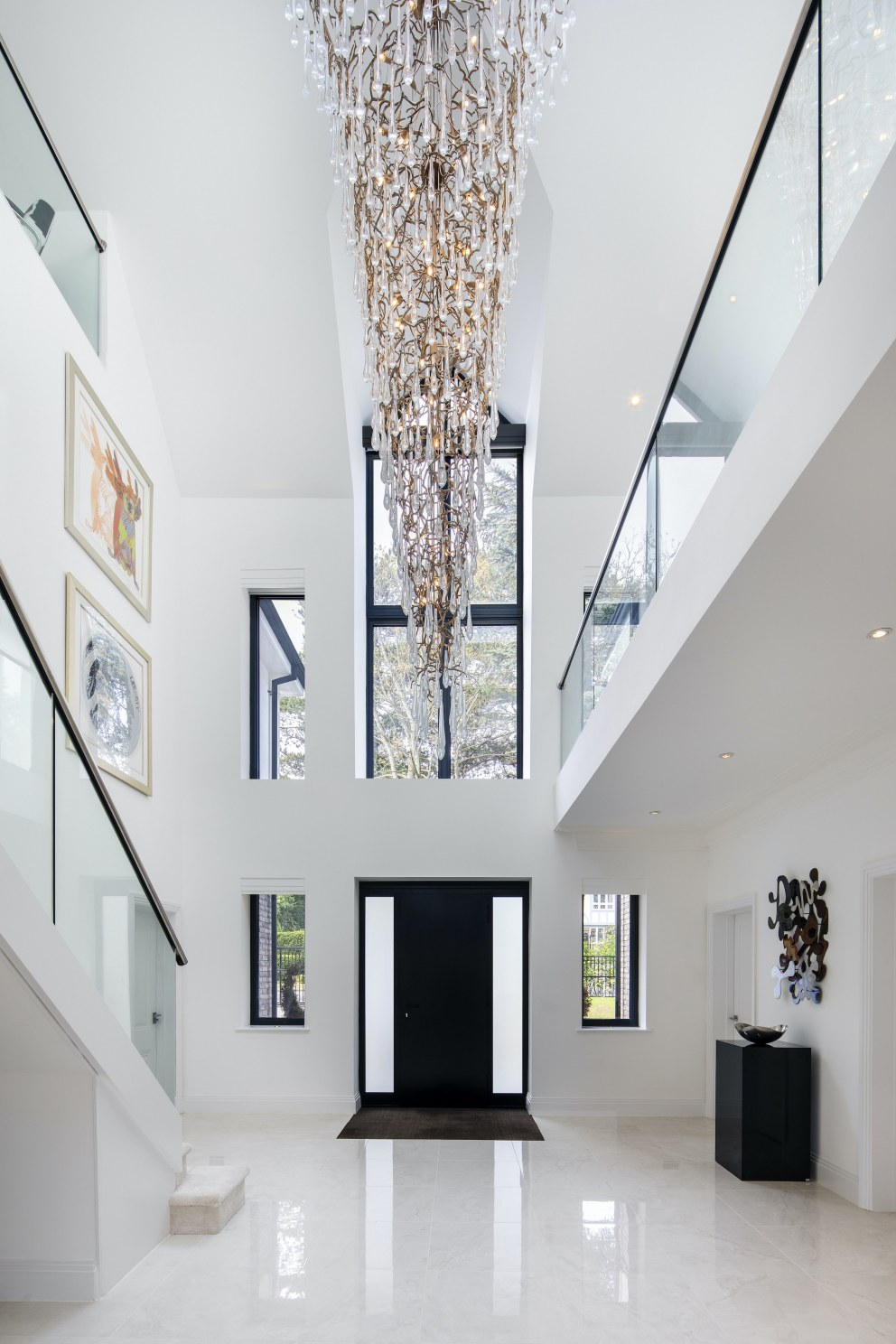Hutton Mount | Entrance hall | Interior Designers