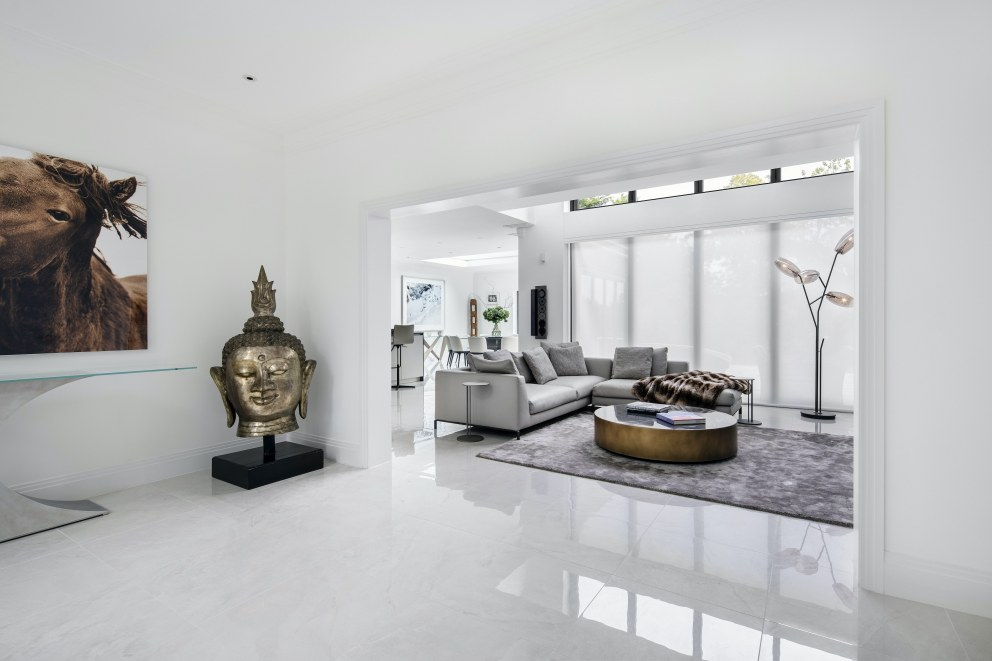 Hutton Mount | Living space | Interior Designers