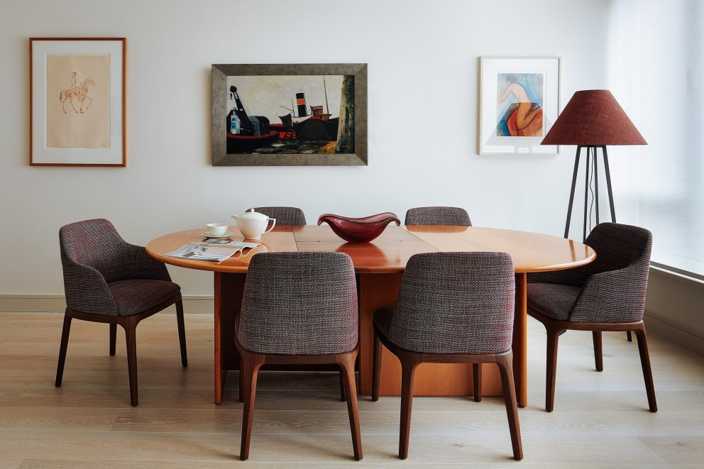 Holland Park Town House | Dining room | Interior Designers