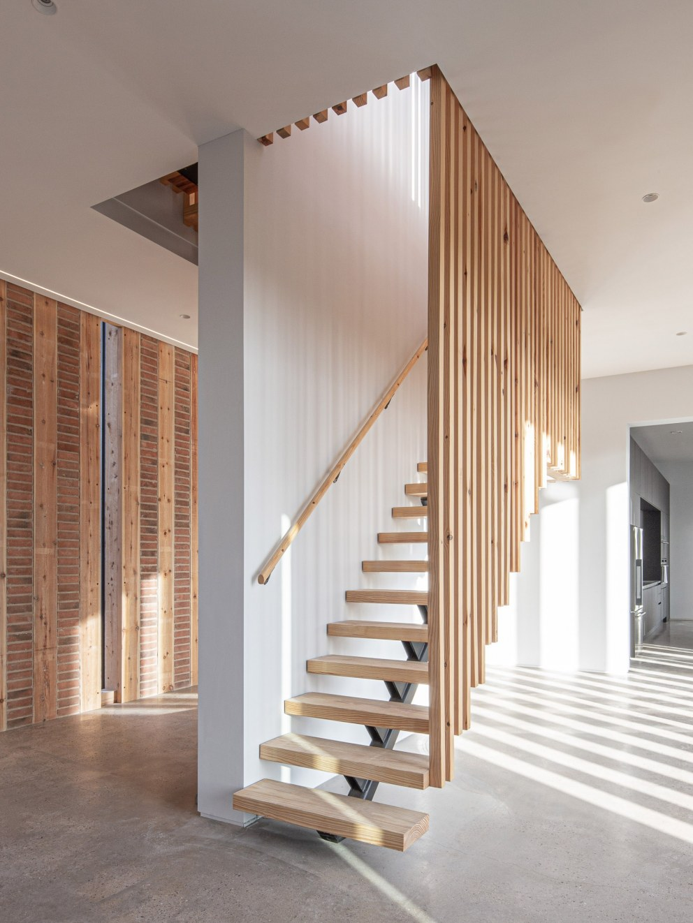 Hedge House | Staircase | Interior Designers