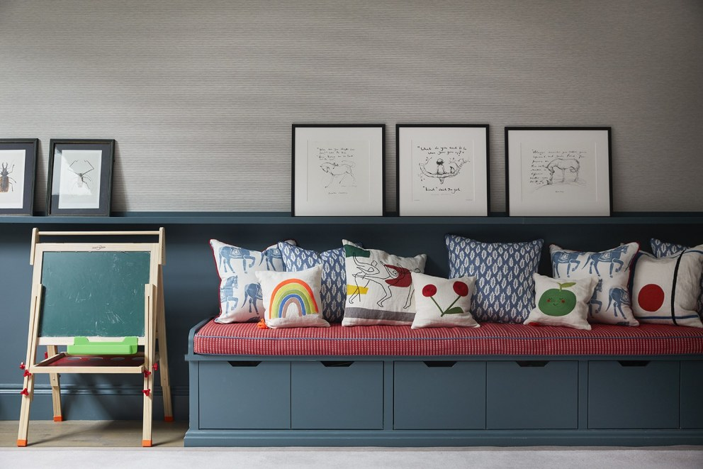 Parsons Green Family Home | Playroom | Interior Designers