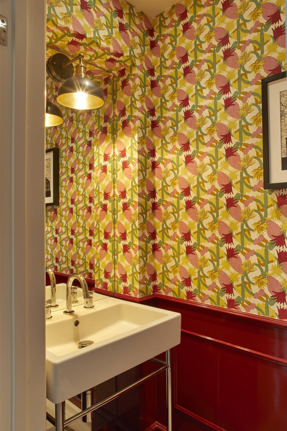 West Kensington Family Home | Guest WC | Interior Designers