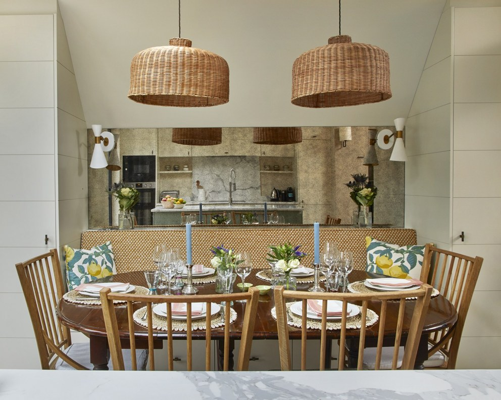 West Kensington Family Home | Dining Table  | Interior Designers